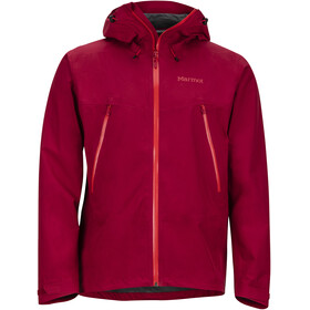 Marmot M's Knife Edge Jacket Sienna Red